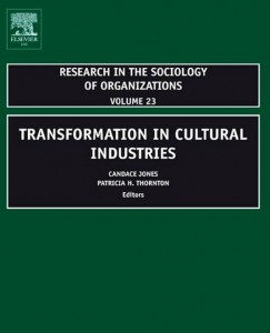 Transformation in Cultural Industries